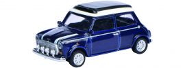 Schuco 452616100 Mini Cooper blau | Automodell 1:87 online kaufen
