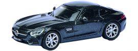Schuco 452620500 MB AMG GT S schwarz | Automodell 1:87 online kaufen
