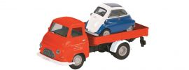 Schuco 452623000 Hanomag Kurier Isetta Service | Modellauto 1:87 online kaufen