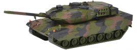 Schuco 452623800 Leopard 2A6 flecktarn Bundeswehr | Militaria | Panzermodell 1:87 online kaufen