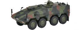 Schuco 452623900 Boxer Transportpanzer Bundeswehr | Militaria | Panzermodell 1:87 online kaufen