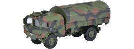 Schuco 452625900 MAN LKW 5t GL Bundeswehr | Militaria | LKW-Modell 1:87 online kaufen