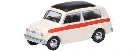 Schuco 452627300 Fiat 500 Giardiniera Sport | Modellauto 1:87 online kaufen