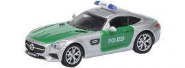 ausverkauft | Schuco 452628400 Mercedes AMG GT S Polizei | Modellauto 1:87 online kaufen