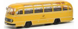 ausverkauft | Schuco 452634100 Mercedes-Benz O321 Deutsche Bundespost | Busmodell 1:87 online kaufen