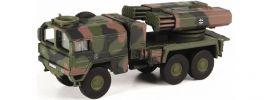 Schuco 452636300 MAN 7t gl KAT1 Raketenwerfer Lars II | Bundeswehr | LKW-Modell 1:87 online kaufen