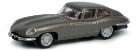 Schuco 452639800 Jaguar E-Type Coupe, grau | Modellauto 1:87 online kaufen