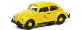 Schuco 452640300 VW Käfer Deutsche Bundespost | Automodell 1:87 online kaufen