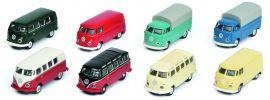 Schuco 452640800 VW T1, 8-er Set 1:87 online kaufen