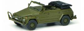 Schuco 452642900 VW Typ 181 Kübelwagen BW | Militär Modell 1:87 online kaufen