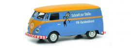 Schuco 452644600 VW T1c Kundendienst | Modellauto 1:87 online kaufen