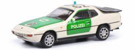 Schuco 452650000 Porsche 924 POLIZEI | Blaulichtmodell 1:87 online kaufen