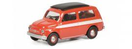 Schuco 452651500 Fiat 500 Giardiniera | Automodell 1:87 online kaufen