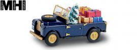 Schuco 452656100 Land Rover Weihnachtsmodell mit Figur und Baum | MHI | Automodell 1:87 online kaufen