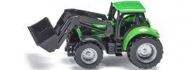 siku 1043 Deutz-Fahr mit Frontlader | Traktormodell online kaufen