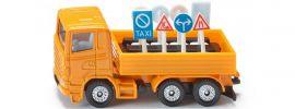 siku 1322 LKW mit Verkehrszeichen | LKW Modell online kaufen
