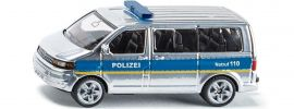 siku 1350 Polizei Mannschaftswagen | Blaulichtmodell 1:55 online kaufen