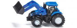 siku 1355 New Holland mit Frontlader | Traktormodell online kaufen