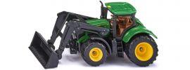 siku 1395 John Deere 6215R  mit Frontlader | Agrarmodell online kaufen