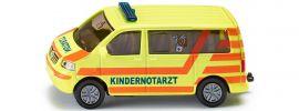 siku 1462 Kindernotarzt-Wagen | Blaulichtmodell online kaufen