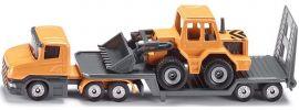 siku 1616 Tieflader mit Frontlader | LKW Modell online kaufen