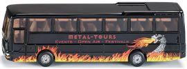 siku 1624 MAN Eventbus Metal Tours | Busmodell online kaufen