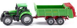 siku 1673 Deutz mit Universalstreuer | Traktormodell online kaufen