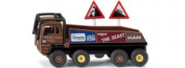 siku 1686 MAN Truck Trial HS Schoch 8X8 | LKW Modell 1:87 online kaufen