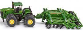 siku 1856 John Deere 9630 mit Amazone Centaur | Traktormodell 1:87 online kaufen