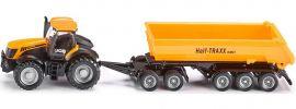 siku 1858 JCB 8250 mit Dolly und Muldenkipper | Traktormodell 1:87 online kaufen