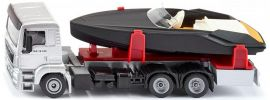 siku 2715 MAN LKW mit Motorboot | LKW Modell 1:50 online kaufen