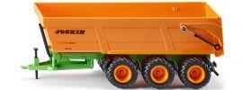 siku 2892 Joskin Drei-Achs-Muldenkipper | Agrarmodell 1:32 online kaufen