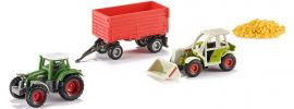 siku 6304 Geschenkset 3-teilig Landwirtschaft | Agrarmodelle online kaufen