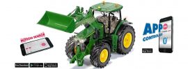 Siku 6795 John Deere 7310R mit Frontlader und Fernsteuerung | 1:32 | RC Traktor online kaufen
