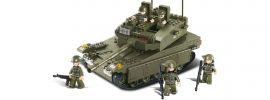 Sluban M38-B0305 Panzer III   Panzer Baukasten online kaufen