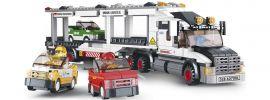 Sluban M38-B0339 Autotransporter | LKW Baukasten online kaufen