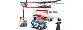 Sluban M38-B0363 Privat-Hubschrauber | Helikopter Baukasten online kaufen