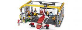 Sluban M38-B0372 Hangar | Flugzeug Baukasten online kaufen