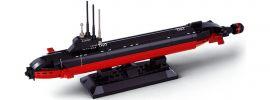 Sluban M38-B0391 Atom U-Boot | U-Boot Baukasten online kaufen