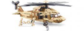 Sluban M38-B0509 Mehrzweckhubschrauber | Helikopter Baukasten online kaufen