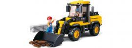 Sluban M38-B0538 Radlader | Baufahrzeug Baukasten online kaufen