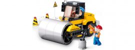 Sluban M38-B0539 Walze | Baufahrzeug Baukasten online kaufen