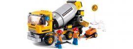 Sluban M38-B0550 Zementmischer | Baufahrzeug Baukasten online kaufen