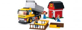 Sluban M38-B0552 Kipplaster | Baufahrzeug Baukasten online kaufen