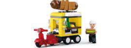 Sluban M38-B0565 Hot-Dog Imbisswagen | Auto Baukasten online kaufen