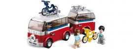 Sluban M38-B0566 Banya + Lemys Camper | Auto Baukasten online kaufen