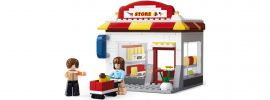 Sluban M38-B0571 Lebensmittelgeschäft | Gebäude Baukasten online kaufen