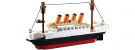 Sluban M38-B0576 RMS Titanic | 194 Teile | Schiff Baukasten online kaufen