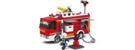 Sluban M38-B0626 Tanklöschfahrzeug | Feuerwehr Baukasten online kaufen