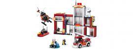 Sluban M38-B0631 Feuerwache | Feuerwehr Baukasten online kaufen
